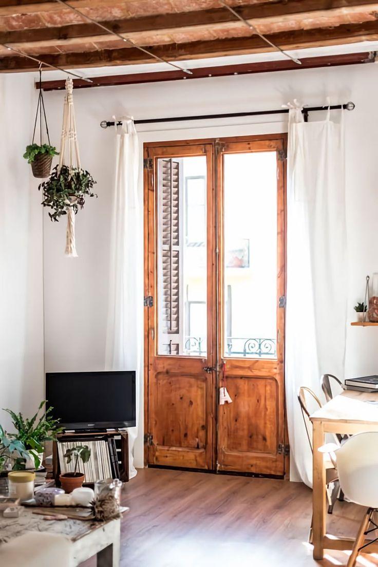 vintage muebles de diseño madera natural hogares de nuestros lectores estilo rústico nórdico estilo nórdico barcelona casas reales decoración blog decoración nórdica