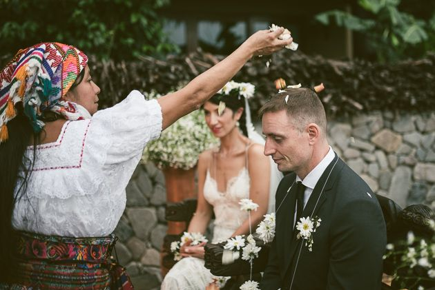In love with this Stunning Mayan Wedding | Daniel Lopez Perez Photography