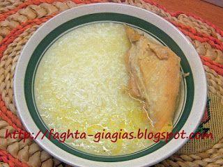 Κοτόσουπα της γιαγιάς, η θεραπευτική