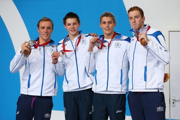 Duncan Scott Photos - 20th Commonwealth Games: Swimming - Zimbio