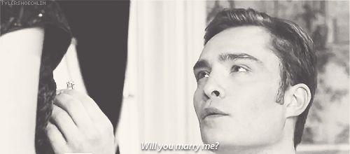 Blair y Chuck, propuesta