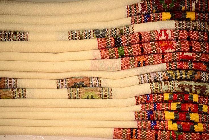 Shawls of Himachal Pradesh.
