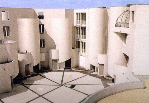 Henri Gaudin, Social Housing, 1982