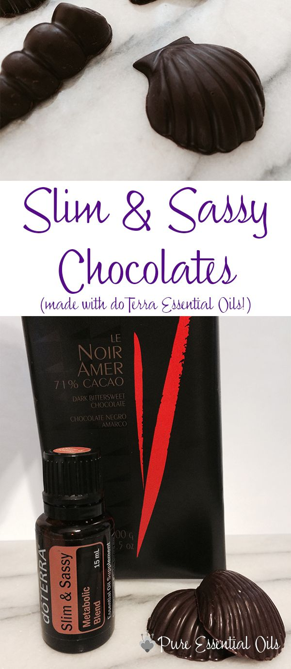 Slim & Sassy Candy. Buy doTERRA oils here: http://www.mydoterra.com/encoreliving