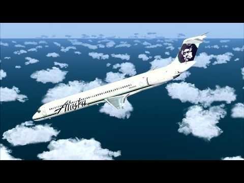 Alaska Airlines Flight 261 A Mcdonnell Douglas Md 83