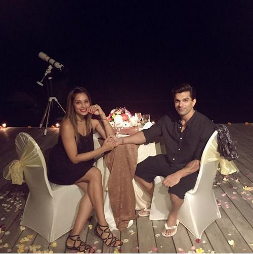 After having their honeymoon just a few months ago, the love birds, Bipasha Basu and Karan Singh Grover are off to a long vacation again.<br><br>Yes, the duo are enjoying a long romantic break at Bali. The two have been posting photos of Instagram and making their fans jealous with their relaxing routine.<br><br>Here are 10 coolest photos from Bipasha and KSG's vacation to Bali that is making me want to pack my bags and run away from this crazy Delhi monsoon!!<br> itimes.com