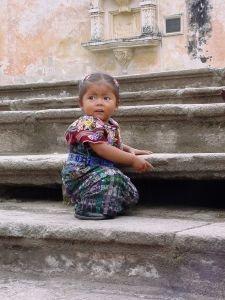 Precious Guatemalan child