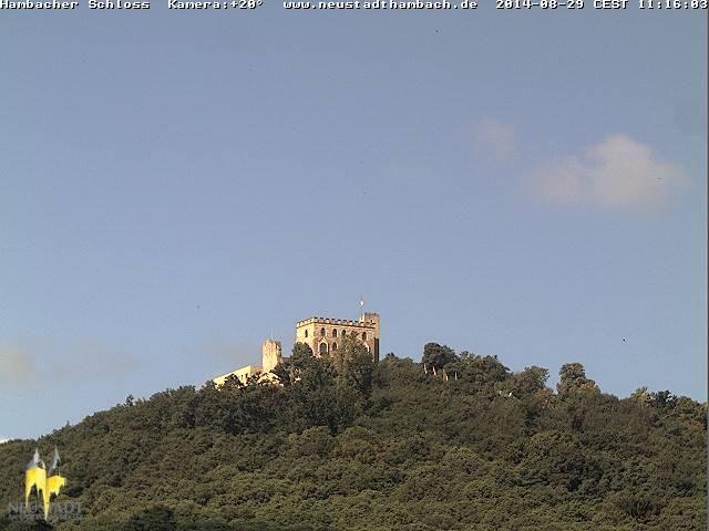 Diedesfeld Lookout — Hambacher Schloss (de) — Lookr