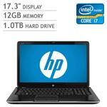 HP Pavilion dv7t Quad Laptop, Intel® Core™ i7-3610QM 2.3GHz, Blu-ray Player, Windows 7
