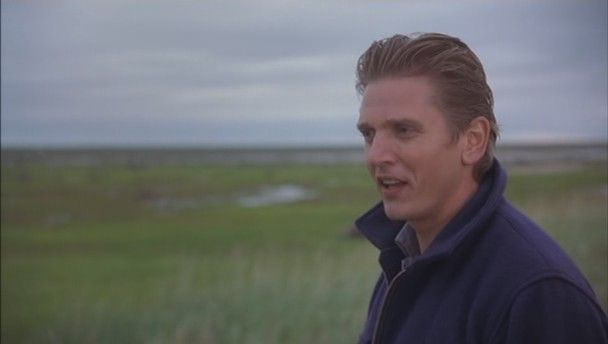 Barry Pepper as Charlie Halliday, The Snow Walker (2003)