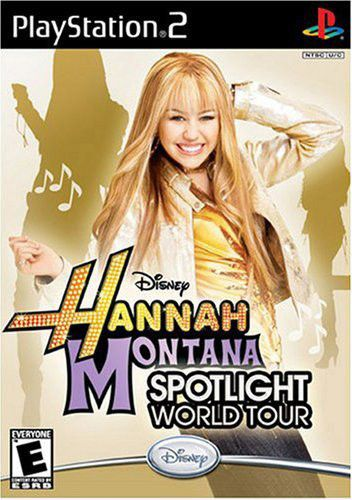 Join superstar Hannah Montana on her World Tour! Product Information Take the stage as the Disney Channel star Hannah Montana in Disney Hannah Montana: Spotlight World Tour for PlayStation 2. The game