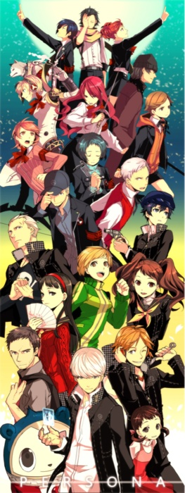 Persona 3 and 4 two games with styles and themes unmatched in its uniqueness each carrying style form Japanese anime while mixing with most religions on earth.