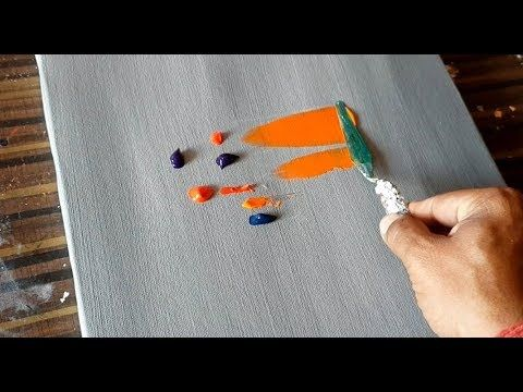 Light abstract painting / Colorcape / Colorful demo / Satisfaction / Project 365 days / day No. 0222 – YouTube