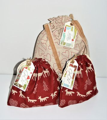 Made by me: Julegaveinnpakning