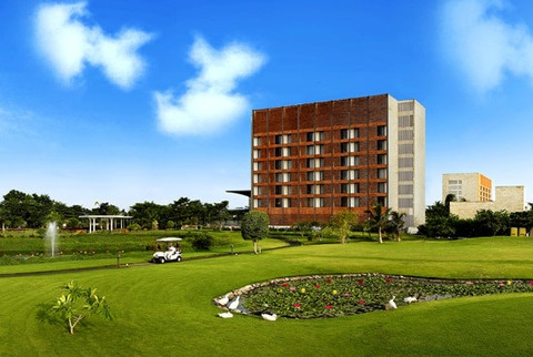 ITC Sonar Bangla Kolkata, one of the my favorite hotels in India.