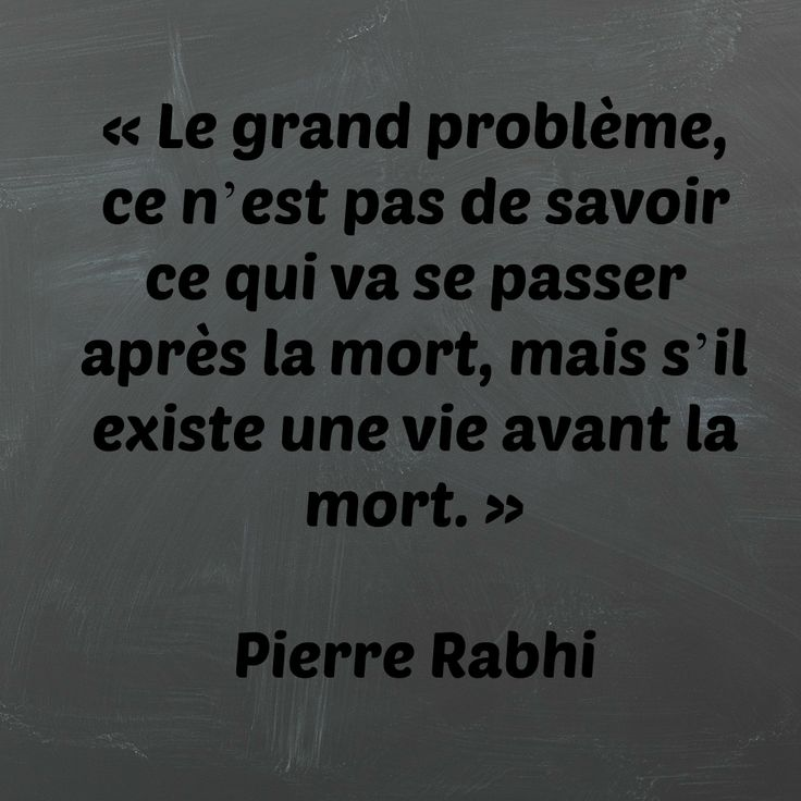 Citation Pierre Rabhi