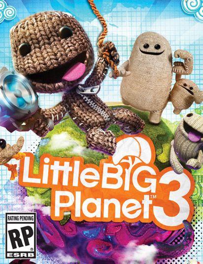 Little Big Planet 3 $69.99