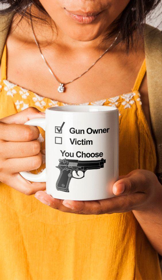 Gun Owner Coffee Mug | Gun Lover | Gift For Him | Gun Owner Gift | Gun Lover Gift | Gun Lover Gift Idea | Gun Owner Mug | Gun Owner Present