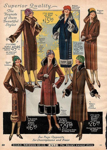 1925 Sears catalog #aloette