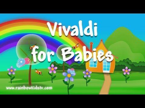 Baby Vivaldi - Bedtime Classical Music - Four Seasons - YouTube
