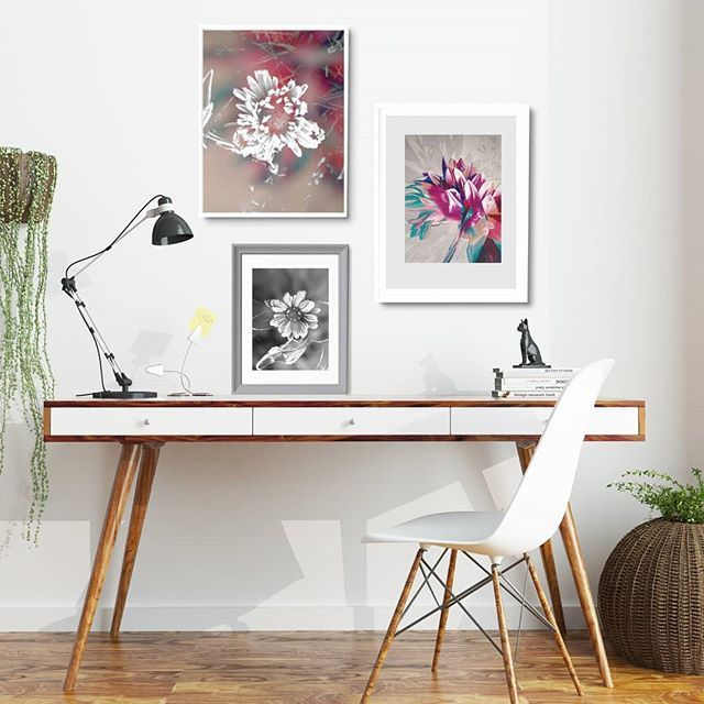 Your home office should be inspiring space  . . . . . Like this floral beauty? Take a look at Gallery Wall Prints link in bio #gallerywall #gallerywalls #gallerywalldecor #gallerywallart #myhouzz#uohome #gallerywallinspo #gallerywallprints  #photosinbetween #theeverygirlathome #homeswithheart#global_ladies #interiorstyling  #livecolorfully #artforthehome #hotelart #atmine #apartmenttherapy#ambularinteriorsaintgotnothingonme #currentdesignsituation #stylishhome #homedecorations…