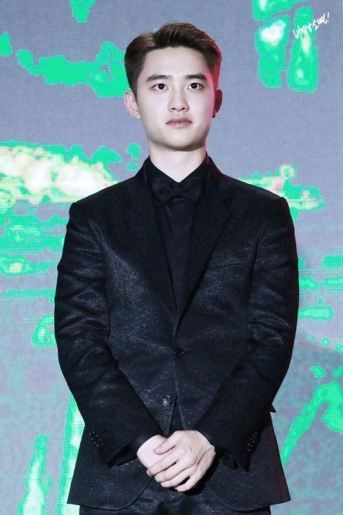 D.O - 170713 21st Bucheon International Fantastic Film Festival Opening Ceremony  Credit: B-Apex Boy. (제21회 부천국제판타스틱영화제 개막식)