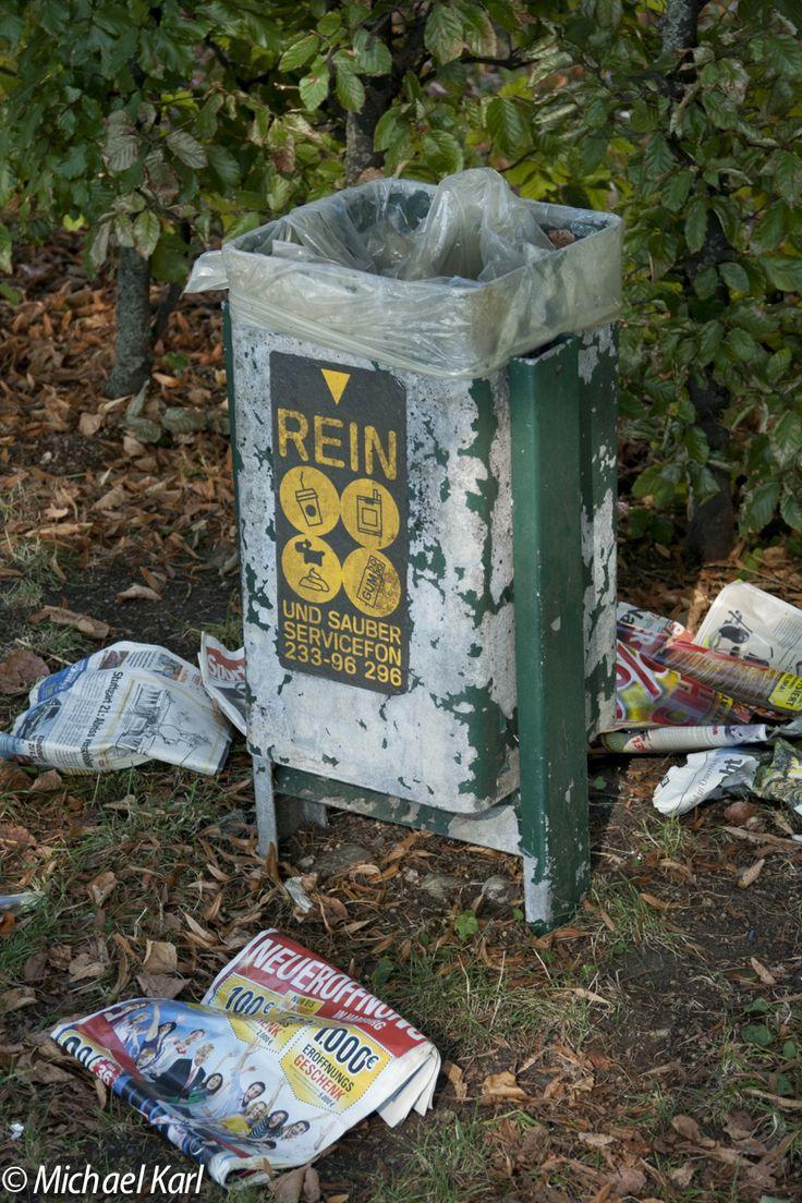 Trash // by Michael Karl