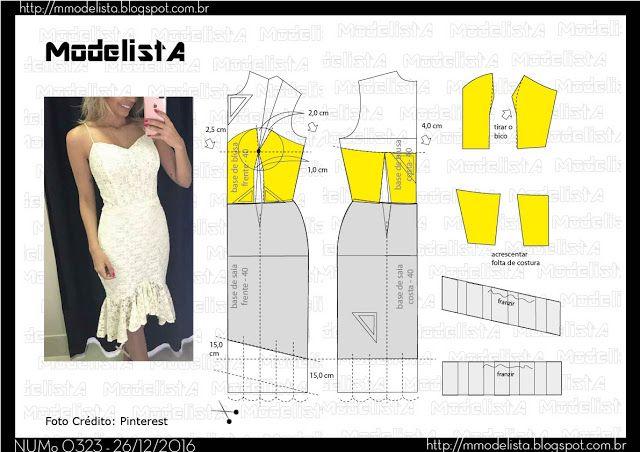 ModelistA: A3 NUM 0323 DRESS