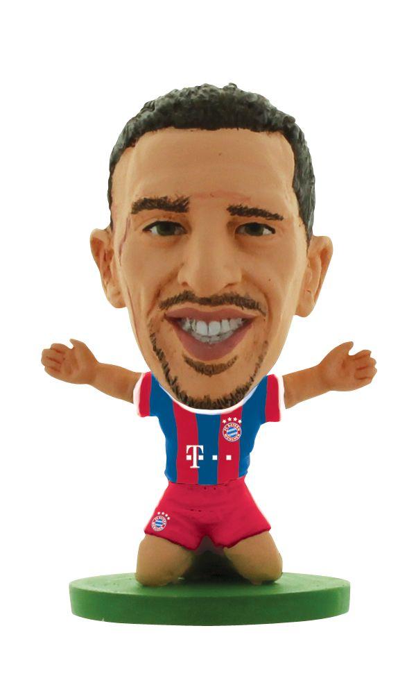 The Soccer Advantage - Soccer Starz - Franck Ribery - Bayern 400721, $6.99 (http://www.thesocceradvantage.com/soccer-starz-franck-ribery-bayern-400721/)