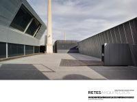 Centro de Arte Contemporaneo La conservera. Rehabilitacion de una Fabrica Antigua de Conservas en Ceutí. Murcia. Arquitectos: Enrique Nieto Fernández - Fernando de Retes Aparicio