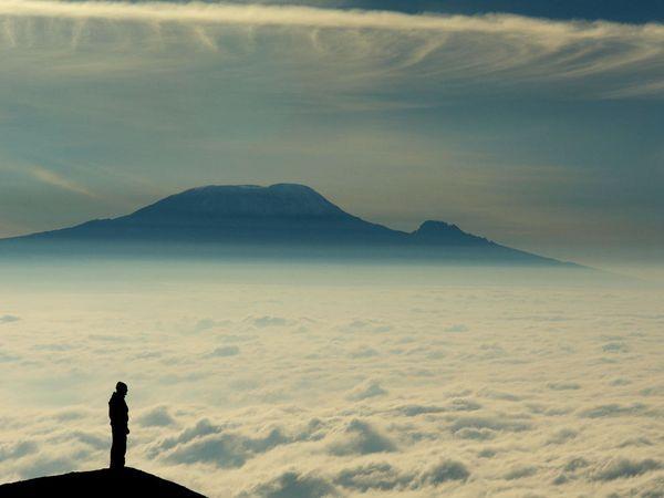 Mountain Climbing in Tanzania