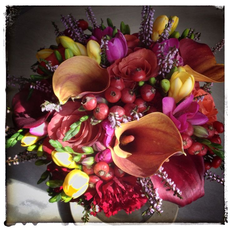 My bouquet by Claudio Zani Events, Flowers and more.