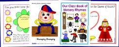 Nursery Rhyme Teaching Resources and Printables - SparkleBox