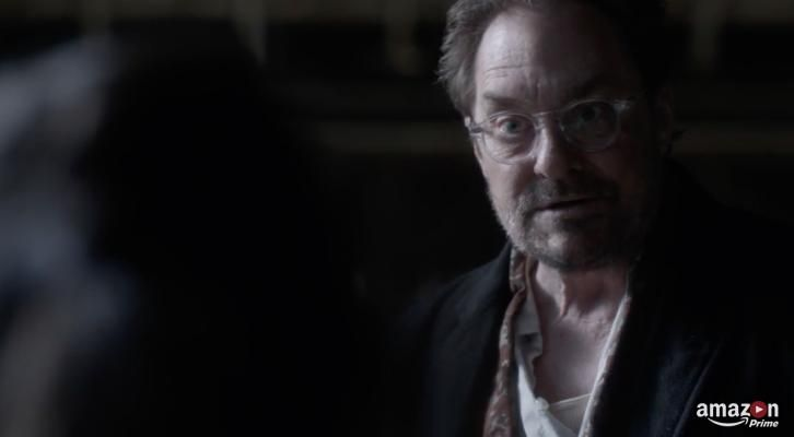 The Man in the High Castle - Season 2 - Stephen Root Cast as The Man in the High Castle  Sneak Peek
