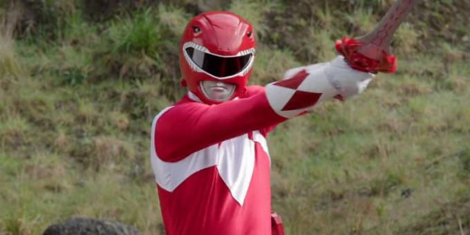 New 'Power Rangers' Movie Casts Red Ranger