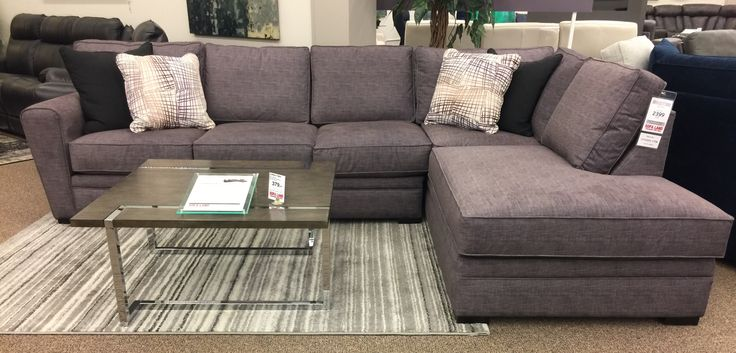 The Jada is a Sofa Land favourite!  Customize this sectional to fit your space, choose your arm style, and even add optional wood trim to the base. I absolutely love this piece!!!   http://www.sofaland.ca/Jada