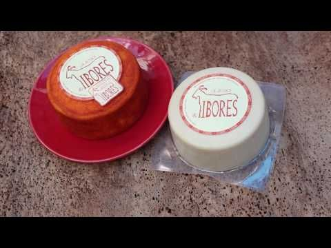 Queso Ibores - YouTube