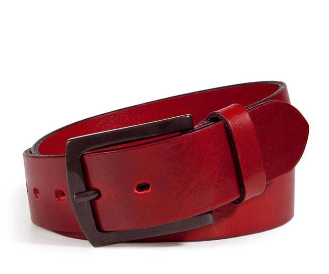 cintura rossa