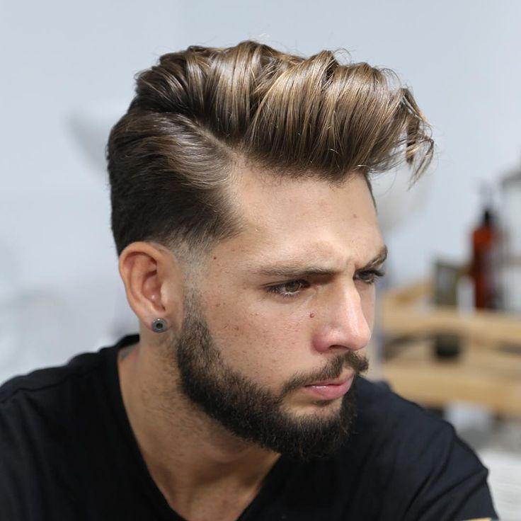 42 best men hipster haircuts images on pinterest hairdos. Black Bedroom Furniture Sets. Home Design Ideas