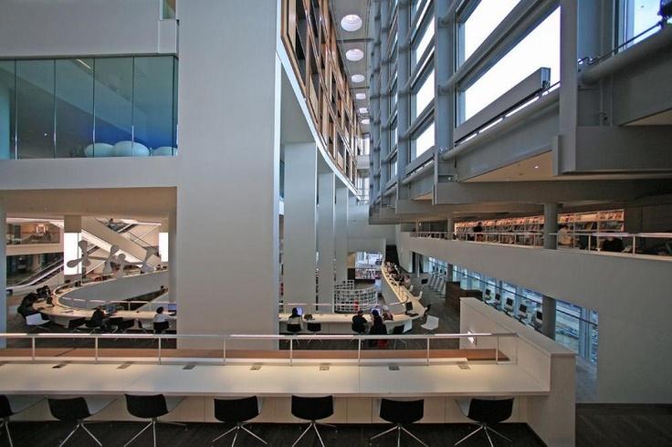 Centrale Bibliotheek / OBA