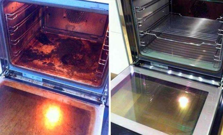 ¡Esto es increible! Has estado limpiando tu horno mal toda la vida.