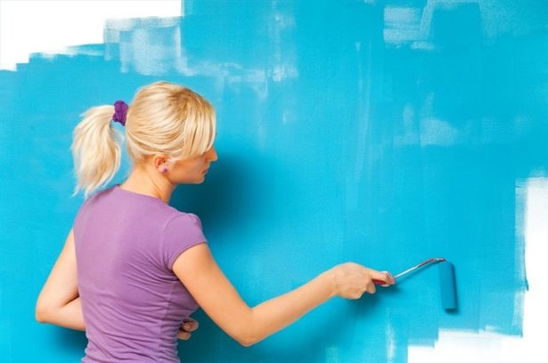 How to Cover Old Painted Concrete Walls thumbnail