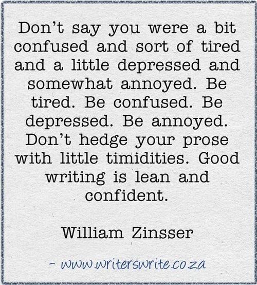 how to write a memoir zinsser