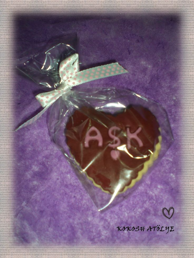 aşk kurabiye
