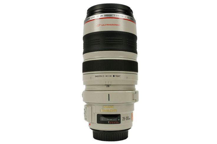 Canon 28-300mm F3.5 – 5.6 L IS USM Zoom Lens
