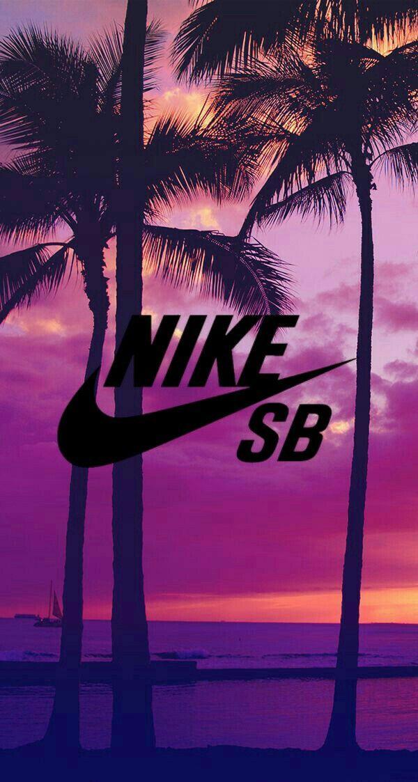 nike sb logo iphone 5 wallpaper