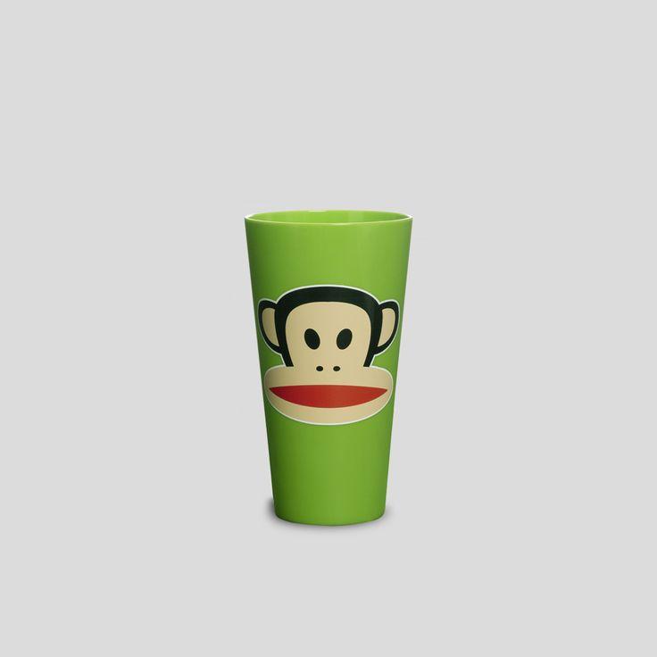 PAUL FRANK, Cup, Green, Design by Room Copenhagen
