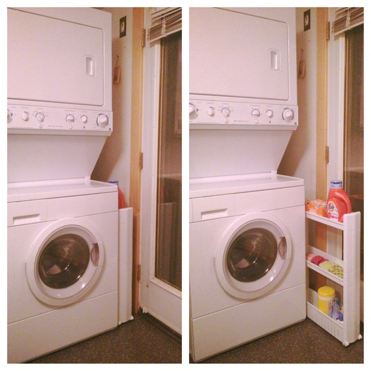 Laundry small space solution