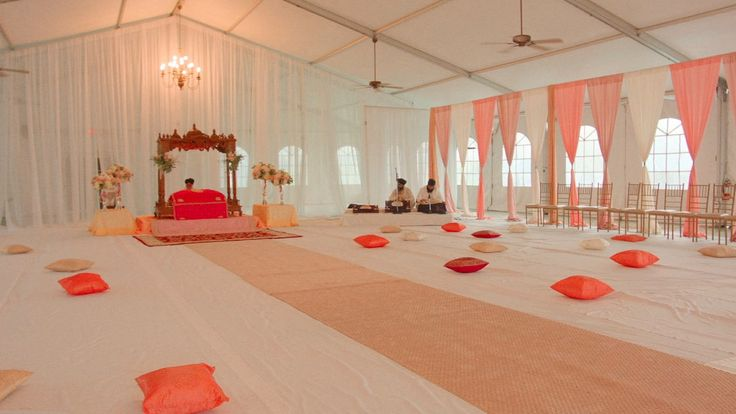 Tent Sikh wedding                                                                                                                                                                                 More