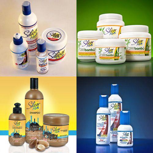 Productos capilares Silicon Mix de la Republica Dominicana
